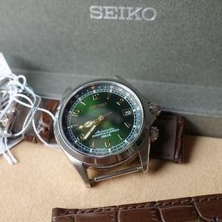 (OFFER) Seiko Alpinist SARB 017