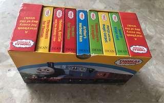 Thomas & friends boardbook set (7 books)