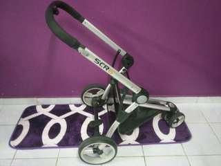 Stoller & car seat for babies
