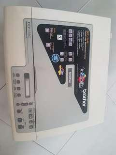 Brother DCP - 135C printer
