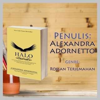 Ebook Halo by Alexandra Adornetto