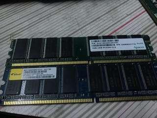 DDR1 400Mhz