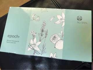 New Nuskin Epoch 4pc hand cream set