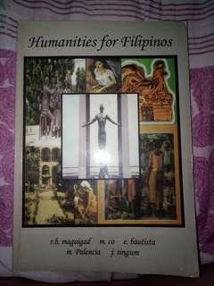 Humanities for Filipinos