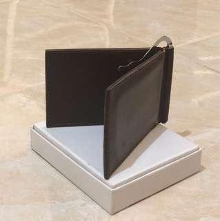 SALE: LTHRKRFT Kantou Money Clip Wallet