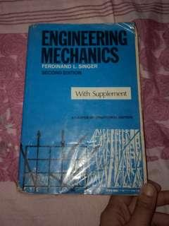 Engineering Mechanics by Ferdinand Singer