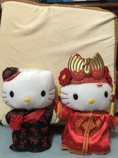 中國 婚嫁 hello kitty