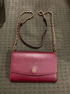 preloved TORY BURCH WOC