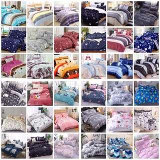 【樂】❤️63款新花色❤️現貨❤️台灣製造舒柔棉床包被套組💜舒柔棉 單人 雙人 雙人加大 特大