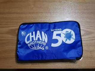 BNIP Chan Brothers Duffel Bags
