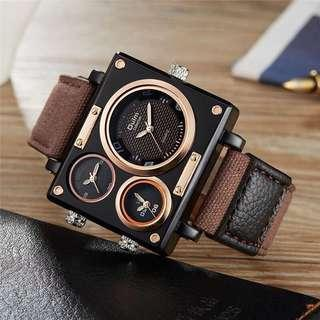 Excellent military wristwatch