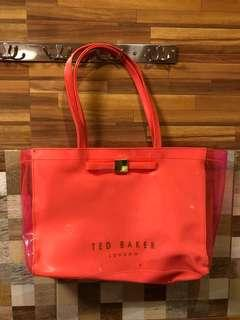 Ted Baker open tote bag