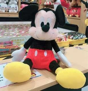 Disney Mickey Mouse 🐭 迪士尼 米奇老鼠 超大大 公仔