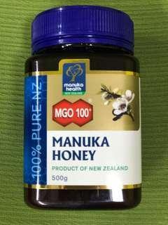 500G Manuka Health MGO100 (From New Zealand)
