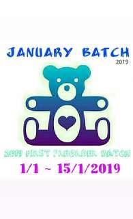 2019 Preorder Batch