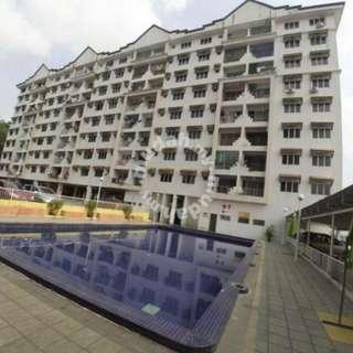 Taman Bukit Mutiara Apartment Mutirara Indah RENOVATED FULLY