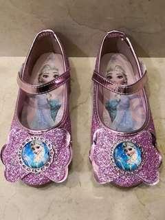 Girls Elsa Flat shoes
