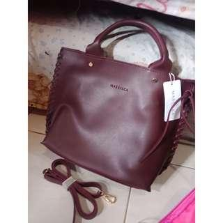 MASSILCA Bag Maroon