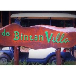 2D1N de Bintan Villa Package