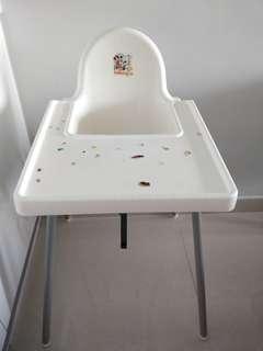 ikea BB餐椅