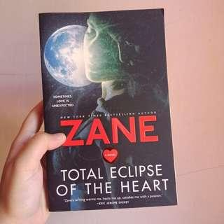 Preloved English Novel: Total Eclipse of the Heart