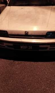 selling plate 18, 31 free car 6666free motor