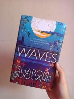 Preloved English Novel: Waves
