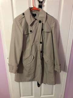 Marks and Spencer's trench coat