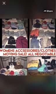 WOMENS ITEMS