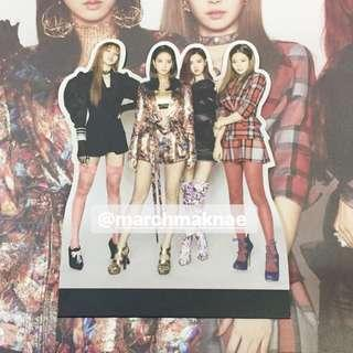 [RARE] BLACKPINK Limited Gift Standee