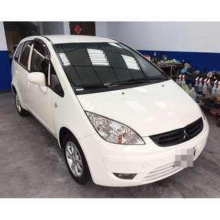 2009 三菱/COLT PLUS 可魯多 1.6 一手女用車、車美無傷、SAVE認證、0989-884-500 阿榮