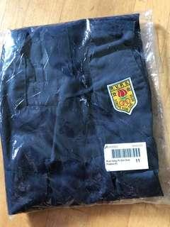 ~BN~ RVPS River Valley Primary School Girls Pinafore size 11