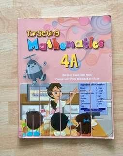 Targeting Mathematics 4A with free reader