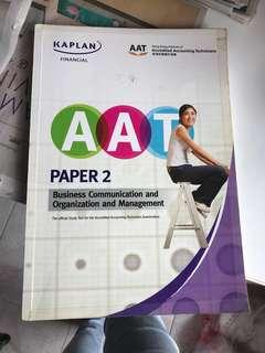 Business communication and organization and management