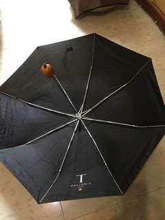 全新T GALLERIA 縮骨雨傘