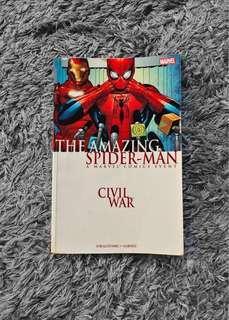 Marvel Comics The Amazing Spiderman