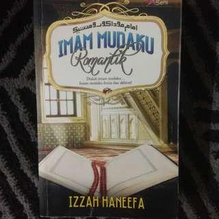 [Novel Melayu] IMAM MUDAKU ROMANTIK - Izzah Haneefa