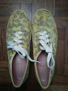 Floral Keds Sneakers
