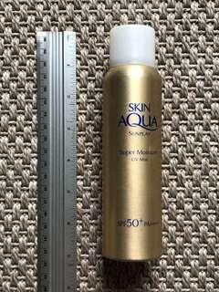 Skin Aqua Sunplay Sunscreen Spray SPF50++ Face and Body (from HK)