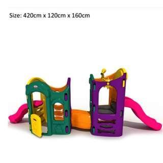 Playground Combine Slide Dual