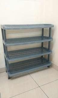 Shoes Rack 4 tiers