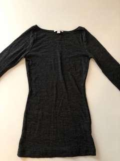 Kookai long sleeved top