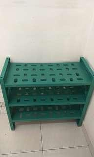 Shoes cabinet 3 tiers