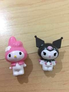My Melody toys in a box
