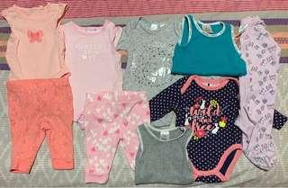 Size NB 0000 Great CONDITION Girls Clothing Bundle!