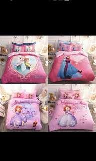 DISKON AKHIR TAHUN!!!! Bed cover set...