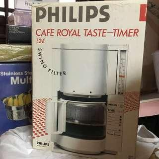 Philips cafe royal coffee maker