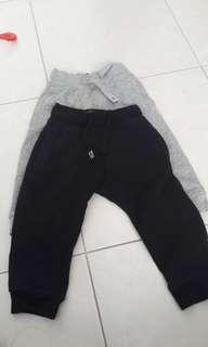Thick Long Pants