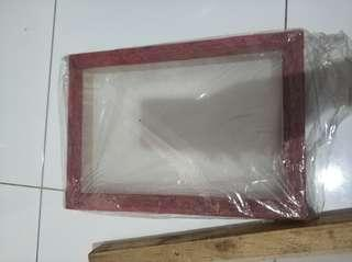Screen Sablon 20 x 30