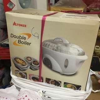 Tonze double boiler